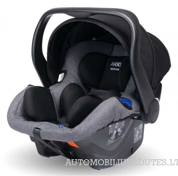 ModuKid Infant Grey